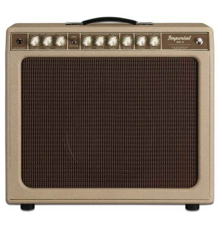 Tone King Impe­rial Mk II Cream