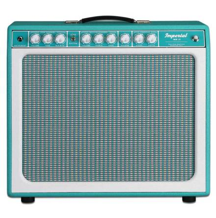 Tone King Imperial Mk II Turquoise