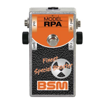 BSM RPA Special Treble Booster