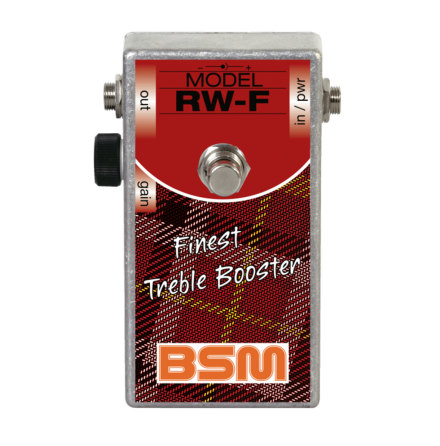 BSM RW-F Treble Booster