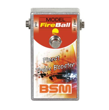BSM Fireball Treble Booster