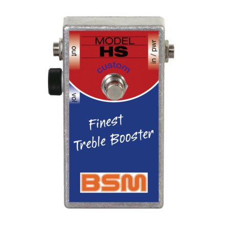 BSM HS Custom Treble booster
