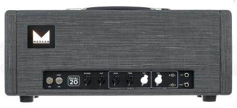 Morgan Amplification Dual 20 Head Twilight