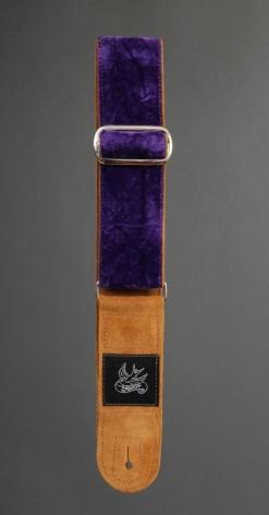 Jaykco Purple Velvet Krinkle On Toast