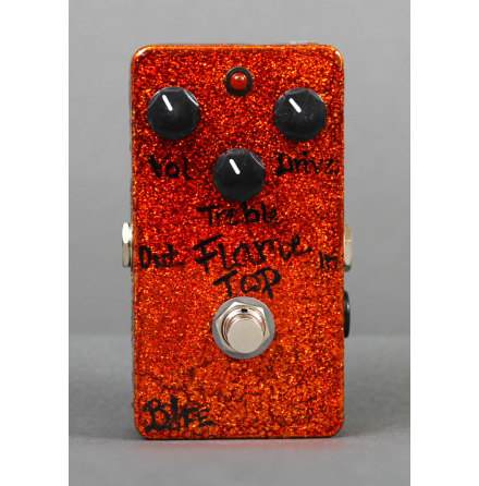 BJF Flametop Overdrive Sparkle