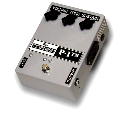 Pete Cornish P-1 Fuzz / Distortion