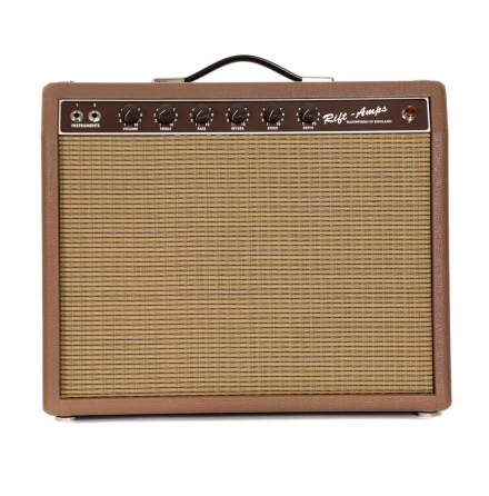 Rift Amplification PR35 Brownface Circuit 1x12 Valve Combo