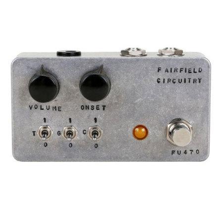 Fairfield Circuitry Unpleasant Surprise Fuzz