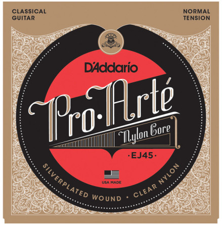 DADDARIO EJ45 Classic Pro Arte Normal Tension