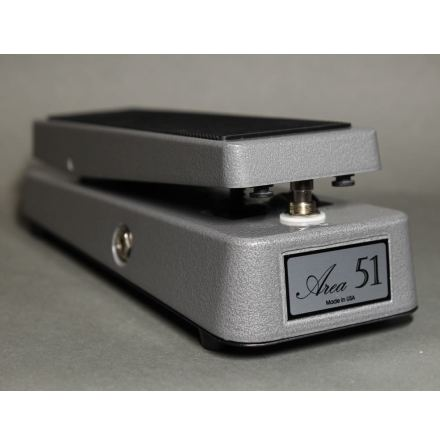 Area 51 Clone Wah Vox Grey