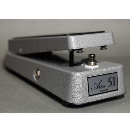 Area 51 Standard Wah Grey with Buffer
