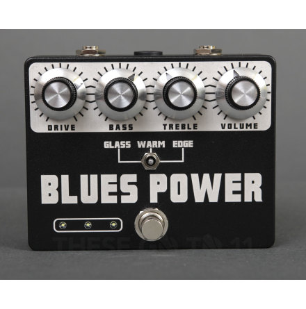 King Tone Blues Power Overdrive