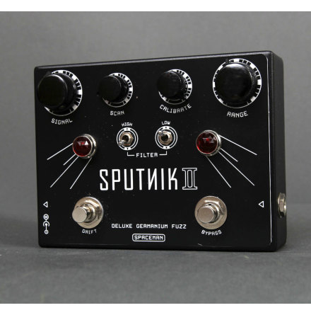 Spaceman Effects Sputnik II RARE USED MINT