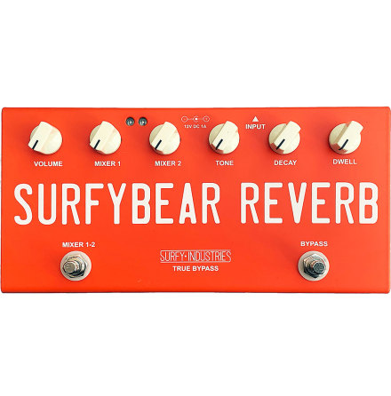 Surfy Industries SurfyBear Compact Red
