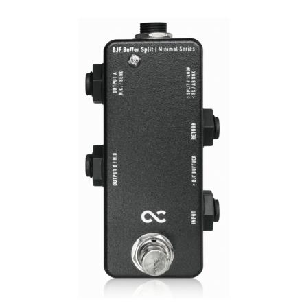 One Control Minimal Series BJF Buffer Split