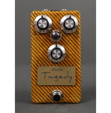 DanDrive Tweedy Overdrive