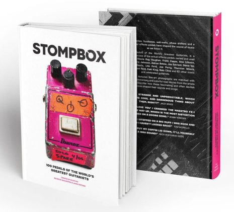 Stompbox | 100 Pedals of the World's Greatest Guitarists