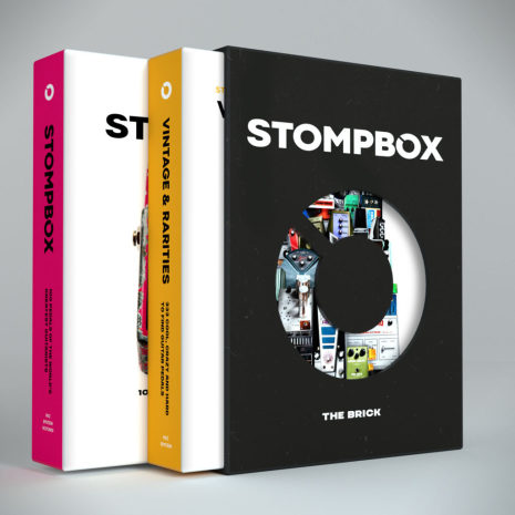Stompbox The Brick | Slipcased box-set of Stompbox and Vintage & Rarities