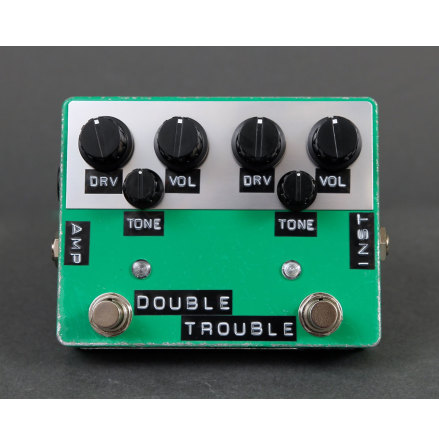 Shin*s Music Double Trouble SRV Overdrive