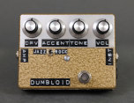 Shin*s Music Dumbloid Overdrive Special Gold Hammer Finish