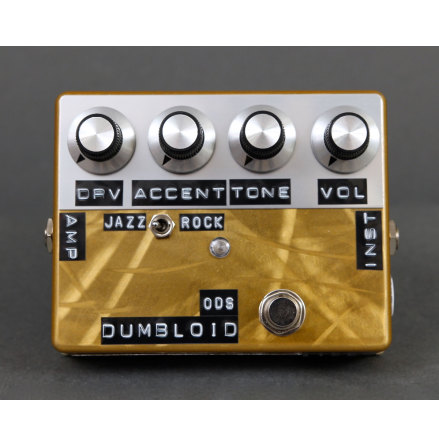 Shin*s Music Dumbloid Special OD Gold Scratch Finish