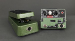 Shin*s Music Pro-Vibe DX Green Hammertone