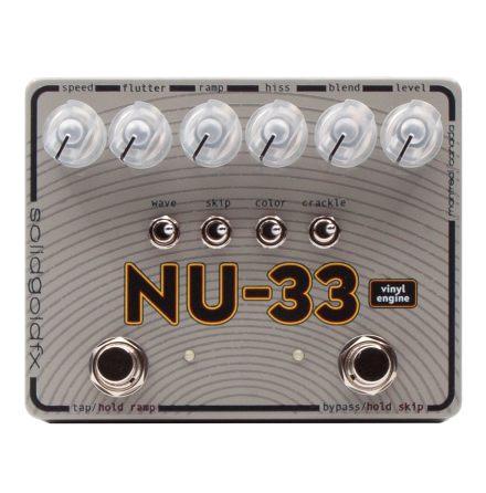 Solid Gold FX NU-33 Vinyl Engine