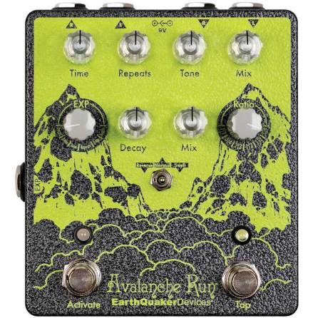 EarthQuaker Devices Avalanche Run V2 RYO Lim Edition