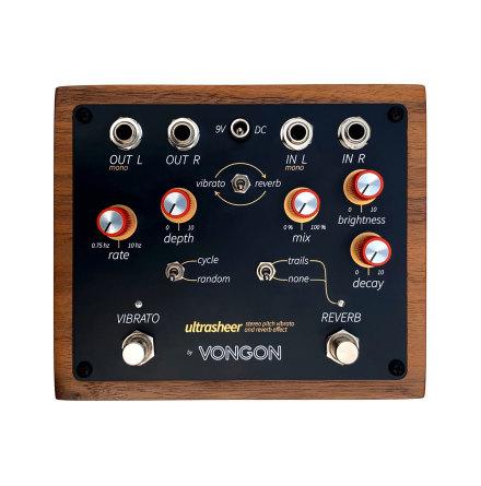 Vongon Ultrasheer Vibrato |Reverb