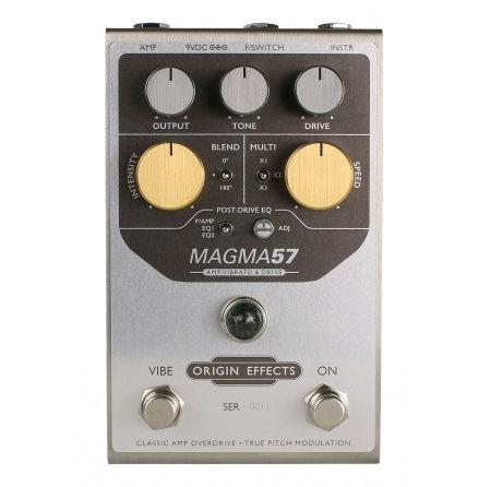 Origin Effects MAGMA 57 Amp Vibrato & Drive