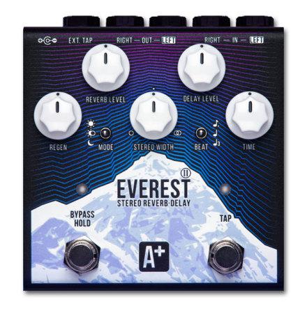 Shift Line Everest II Stereo Reverb-Delay