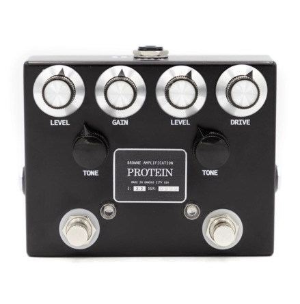 Browne Amplification The Protein Dual OD in black