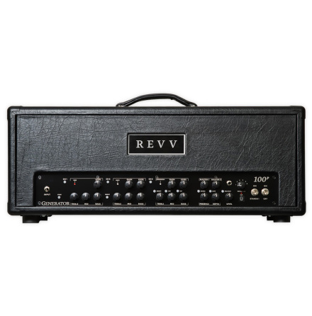 REVV Generator 100P MK3 100w Tube Head