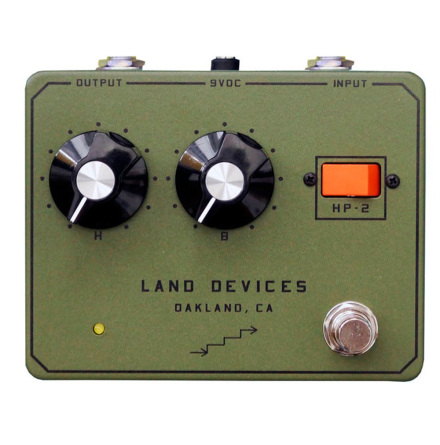 Land Devices HP-2 Army Green