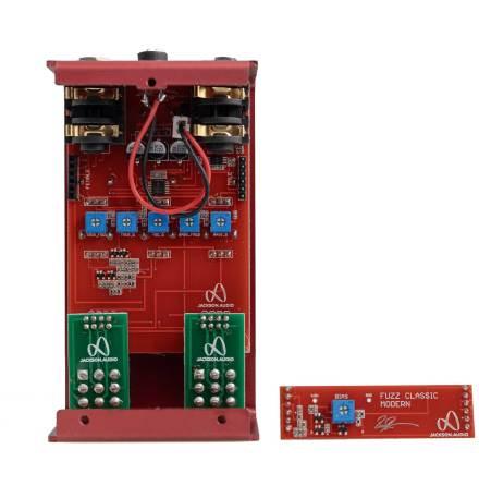 Jackson Audio Fuzz Plugin CLASSIC MODERN