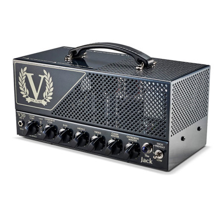 Victory V30 The Jack MKII 6L6 Loaded Valve Head