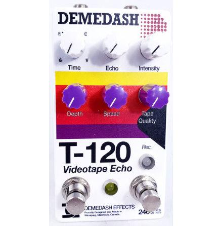 Demedash T-120 Deluxe Videotape Echo