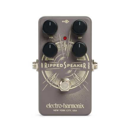 Electro Harmonix Ripped Speaker Fuzz/Distortion