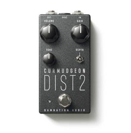 Damnation Audio Curmudgeon Distortion