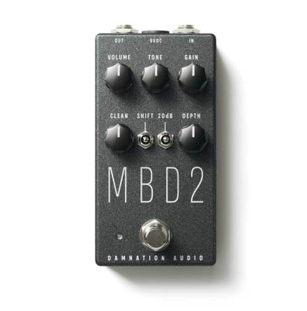 Damnation Audio MDB-2 Distortion/Boost