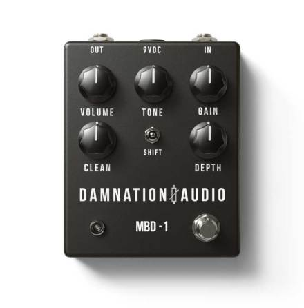 Damnation Audio MBD-1 Distortion
