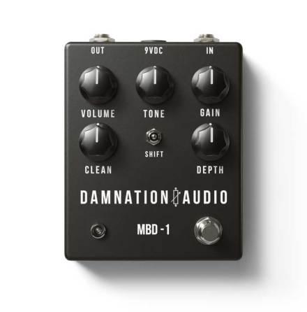 Damnation Audio MBD-1 Distortion