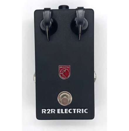 R2R Electric Treble Booster OC44