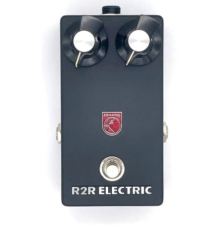 R2R Electric Treble Booster R2RGeMaster AC107