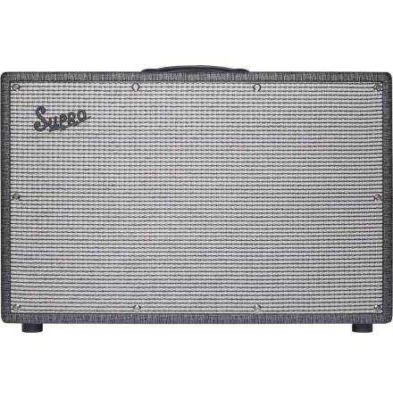 Supro Black Magick 2 x 12