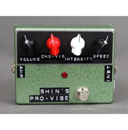Shin*s Music Pro-Vibe Green Hammertone