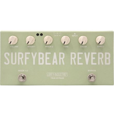 Surfy Industries SurfyBear Compact Surf Green