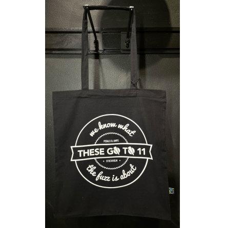 TGT11 Fuzz Tote Bag
