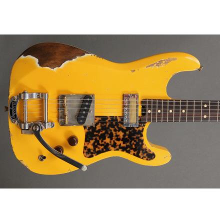 Kithara Guitars Harland Butterscotch Blonde Bigsby