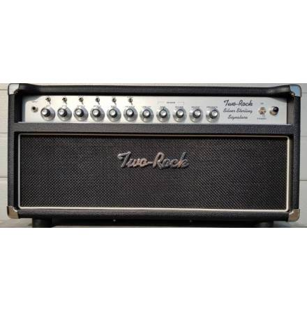 Two-Rock Silver Sterling Signature 100w Head